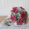 Свадебные букеты из бисера Севастополь фото