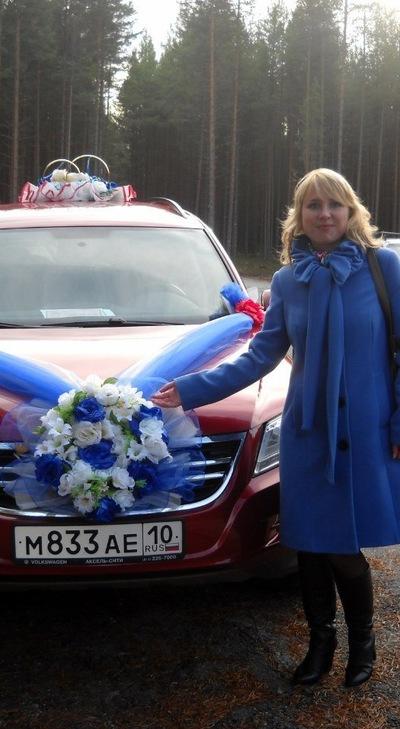 Наталья Басина, 25 декабря , Медвежьегорск, id17383626