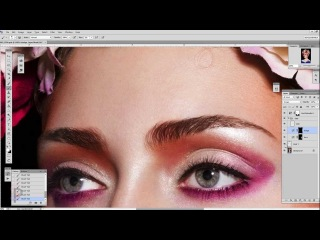How to edit a photo in less than 60 minutes in 6 steps in 6 layers! - https://vk.com/youcancanon