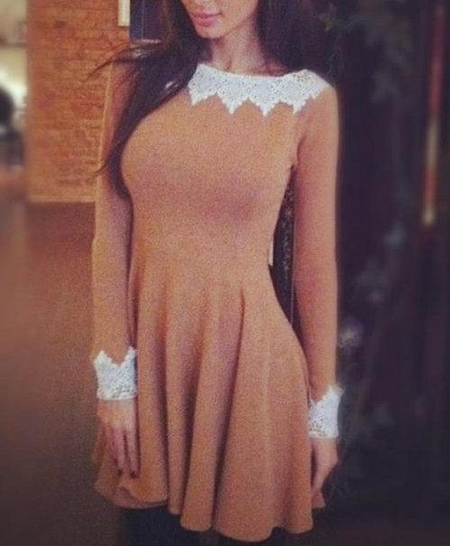 Фото девушек без лица в красивых платьях