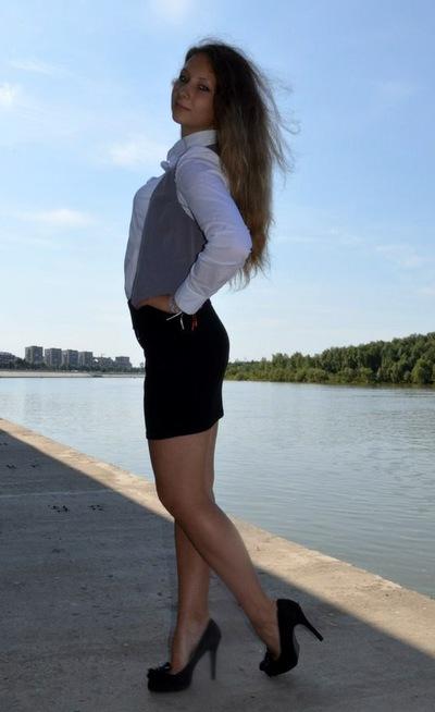 Кристина Костина, 28 ноября 1994, Омск, id33326950