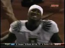 Oregon LeGarrette Blount Knocks Out  Boise football player after loss