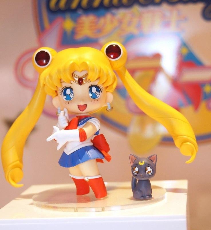 Bandai Akan Produksi Figur Sailor Moon Lagi.