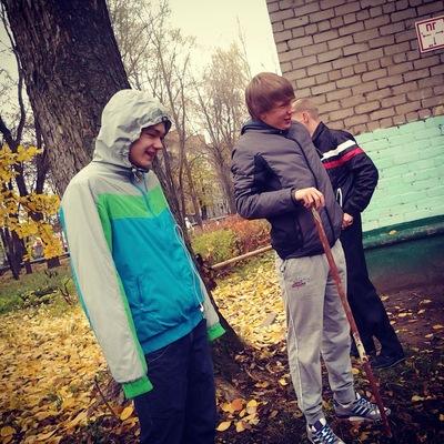 Даниил Напоркин, 20 февраля , Ярославль, id88029138
