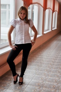 Ольга Завивалова, 5 февраля 1994, Москва, id95207400