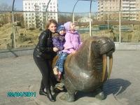 Любовь Роговая-Первушина, 23 апреля 1994, Мозырь, id169453224