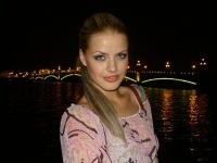 Настя Глебова, 17 декабря 1987, Санкт-Петербург, id163244772