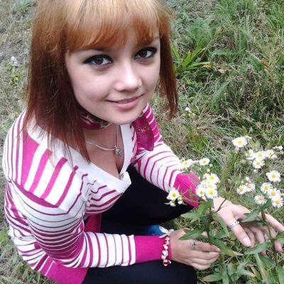 Анастасия Смелянец, 27 ноября 1994, Энергодар, id124336490