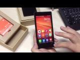 Vivatao.com: Обзор телефона Xiaomi Red Rice