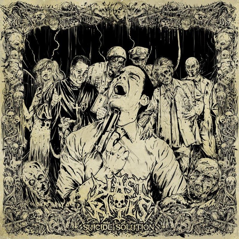 Blast Rites - Suicide Solution [EP] (2012)