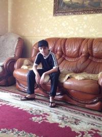 Ибрагим Садулаев, 1 июля 1989, Красный Сулин, id182809213