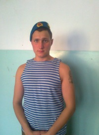 Андрей Горохов, 6 марта , Владивосток, id169173646