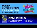 SF - MS - Chan Yan Kit vs Dmytro Zavadsky - 2013 Yonex Dutch Open