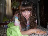 Людмила Мартынова, 25 декабря 1989, Киев, id164598614