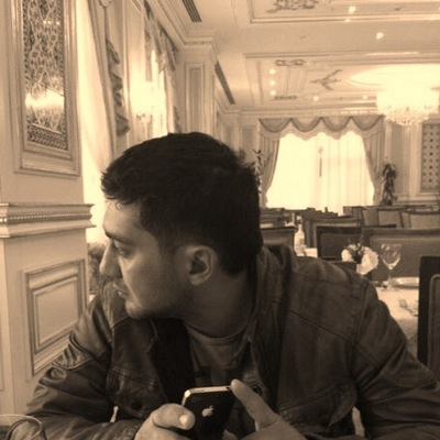 Назим Джафаров, 20 ноября 1992, Омск, id149824114
