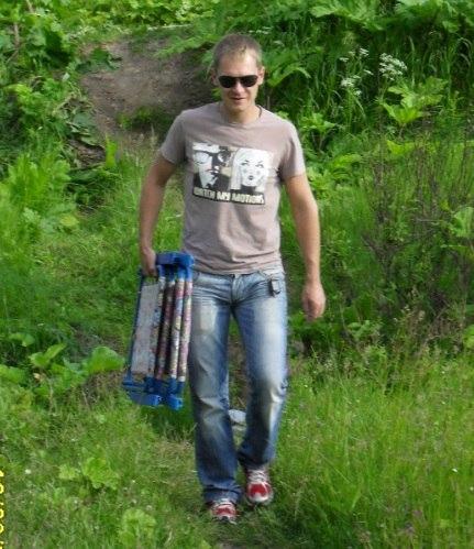 Алексей Баранов Знакомства