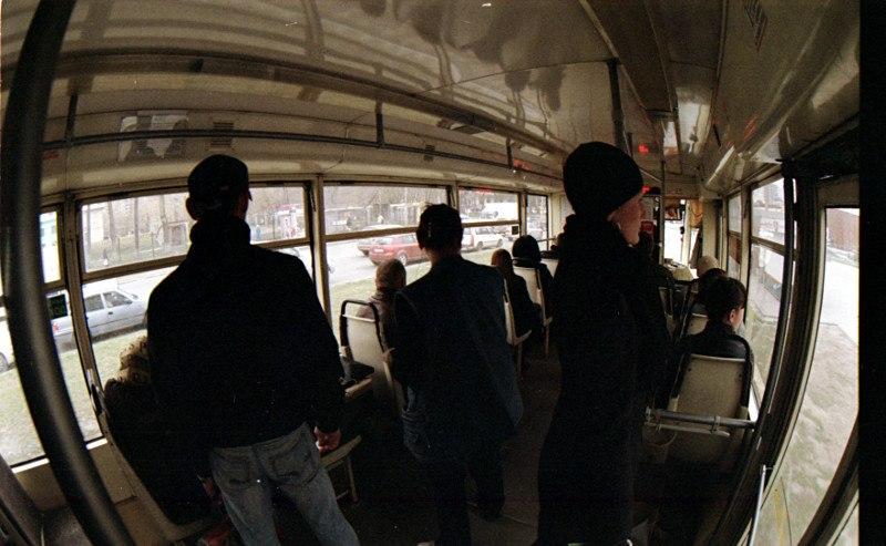 Трамвай №15