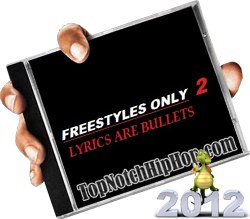 BIGGHOT - Freestyles Only 2 Lyrics Are Bullets - 2012