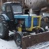 трактор ЛТЗ Т - 40 и ам