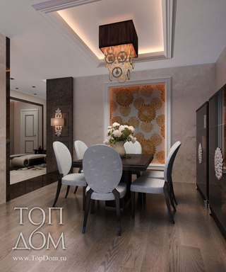 Однокомнатная квартира 28 кв.м дизайн