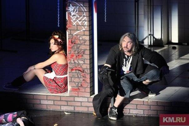 Король и Шут и Елена Резниченко - Ария Ловетт
