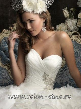 Красивые и недорогие свадебные платья