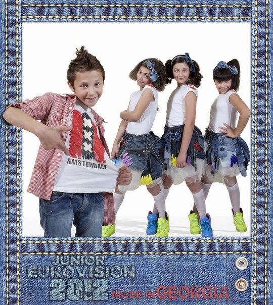 Детское Евровидение 2012.Мое мнение