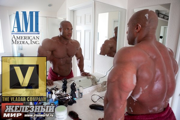 Article: Phil Heath - new pic from Generation Iron doc.