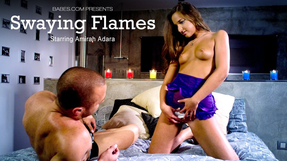 Amirah Adara Swaying Flames