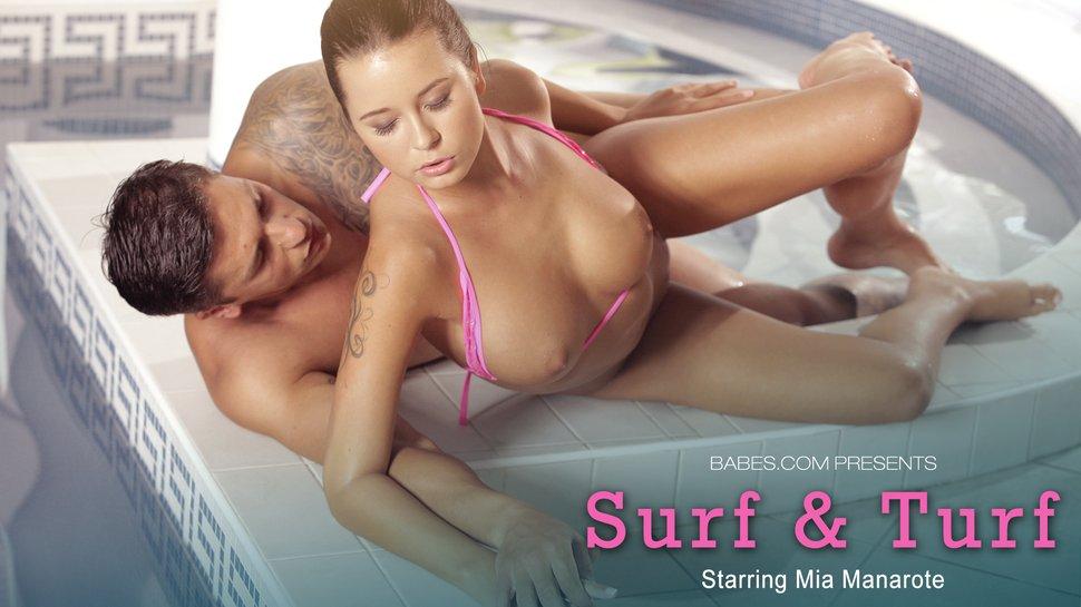 Mia Manarote Surf & Turf
