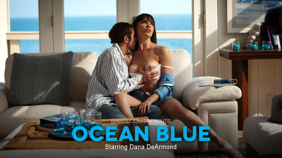 Dana DeArmond Ocean Blue
