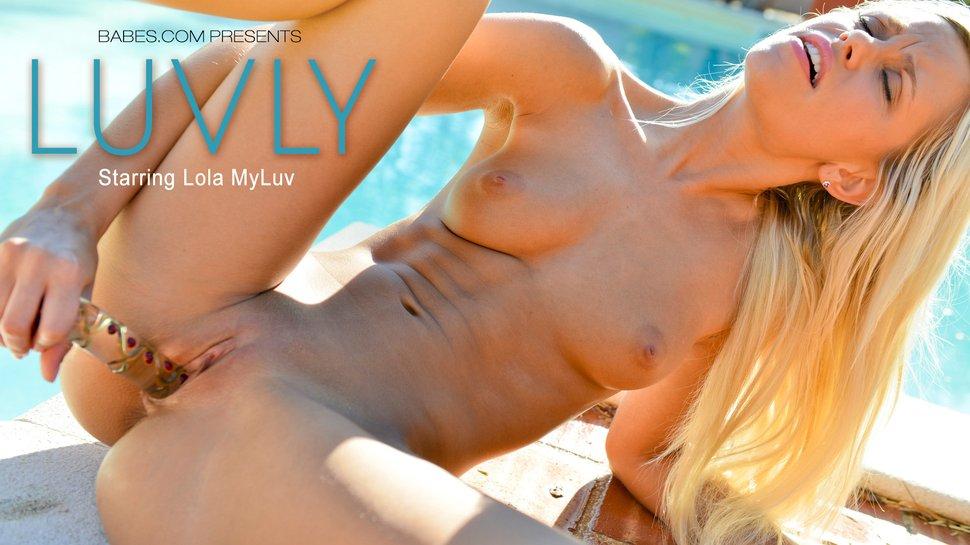 Lola MyLuv (aka Dido Angel) Luvly