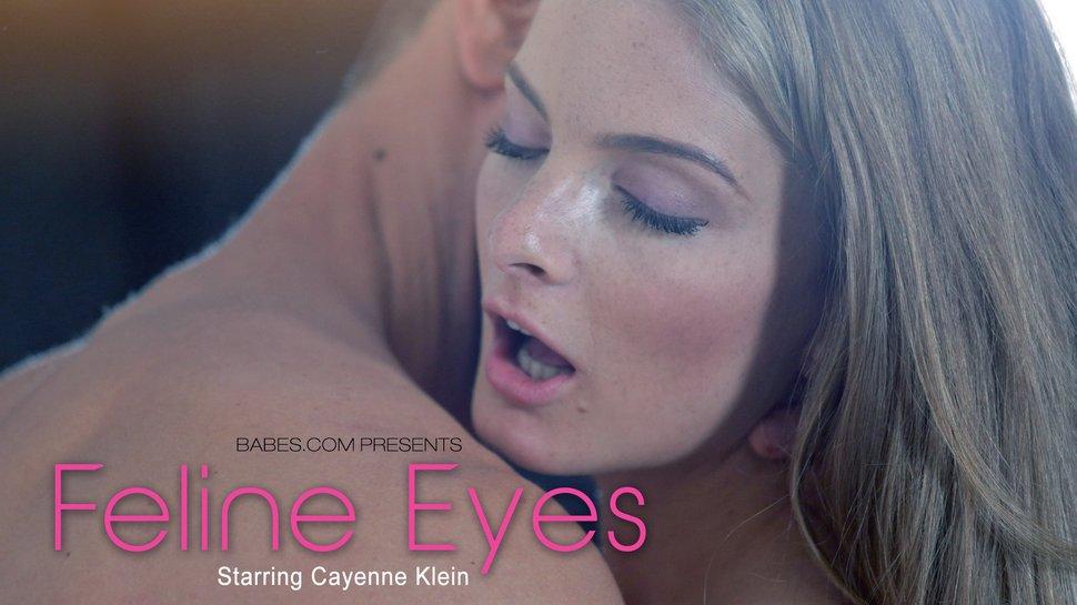Cayenne Klein Feline Eyes