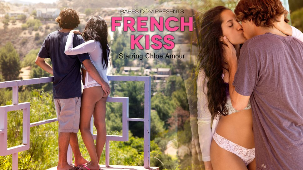 Chloe Amour French Kiss