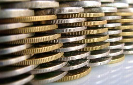 Ребро монет