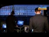 Световое шоу в формате 3D «Русское настоящее» показали в Петербурге