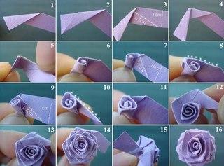 Из одного листа бумаги не так то просто, и схемы эти достаточно сложные.  Модели кусудам, так.