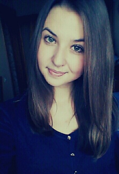 Анна Беляева, 11 февраля 1995, Хабаровск, id177404874