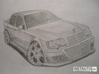 Авторов рисунков я к сожалению незнаю. нарыл на сайте nnm.ru.  Сёдня нашёл в инете рисованные автомобили.