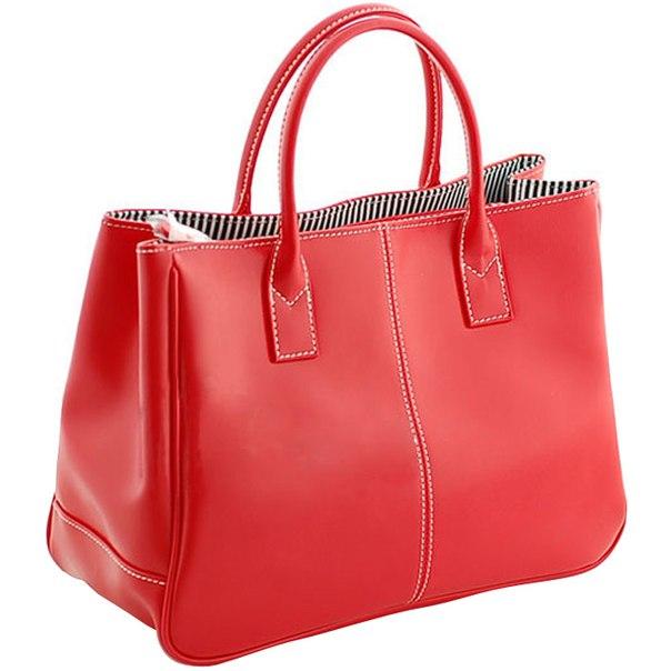 Женская сумка.  Искусственная кожа.  Цвет: бежевый, розовый, коричневый...