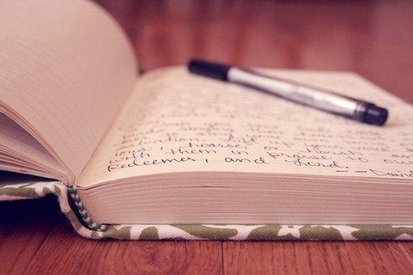 Часто многие пишут в дневник только тогда, когда.