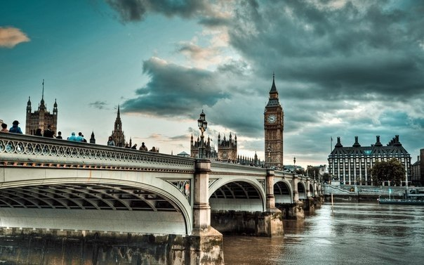 london - HD2560×1440