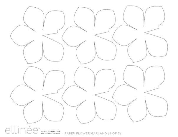 Оформление из бумаги своими руками шаблоны 807