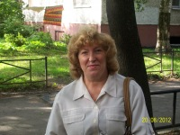 Раиса Иванова, 28 октября 1950, Ломоносов, id181473769