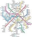 К сожалению, нельзя сказать, что метрополитен Стамбула отличается чистотой.  Схема метро - История метрополитенов в...