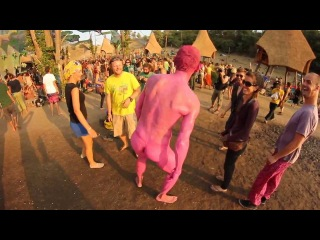 OZORA FESTIVAL 2013 - the pink