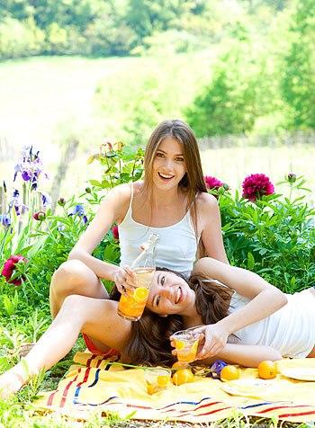Пикник для двоих картинки