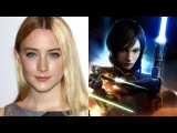Saoirse Ronan Reveals STAR WARS Audition Details