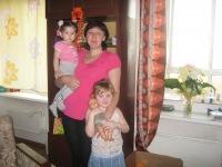 Людмила Рязанцева, 3 февраля 1984, Красноярск, id155975786