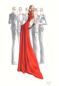 Пошив платья на заказ фото